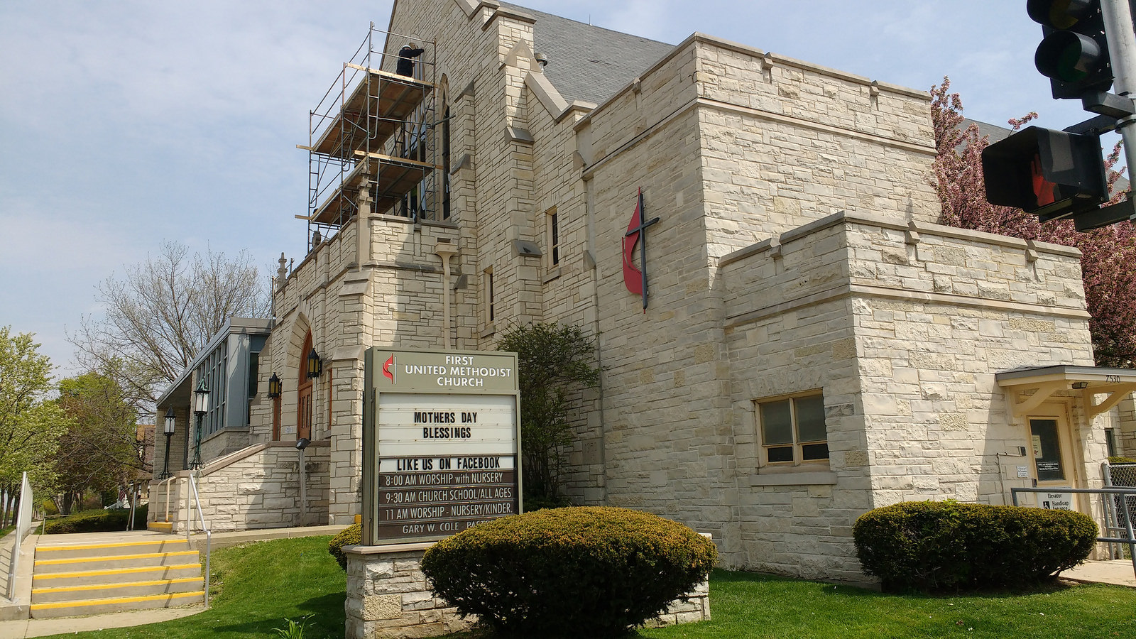 First United Methodist Church - West Allis, Wisconsin