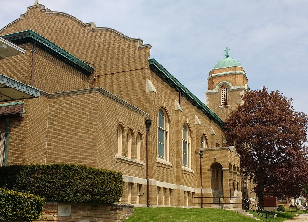 Holy Assumption Catholic Church in West Allis, Wisconsin